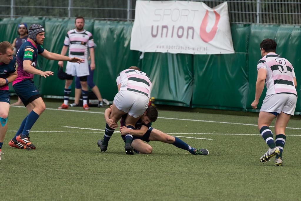 Donau vs Stade 2017/06/10