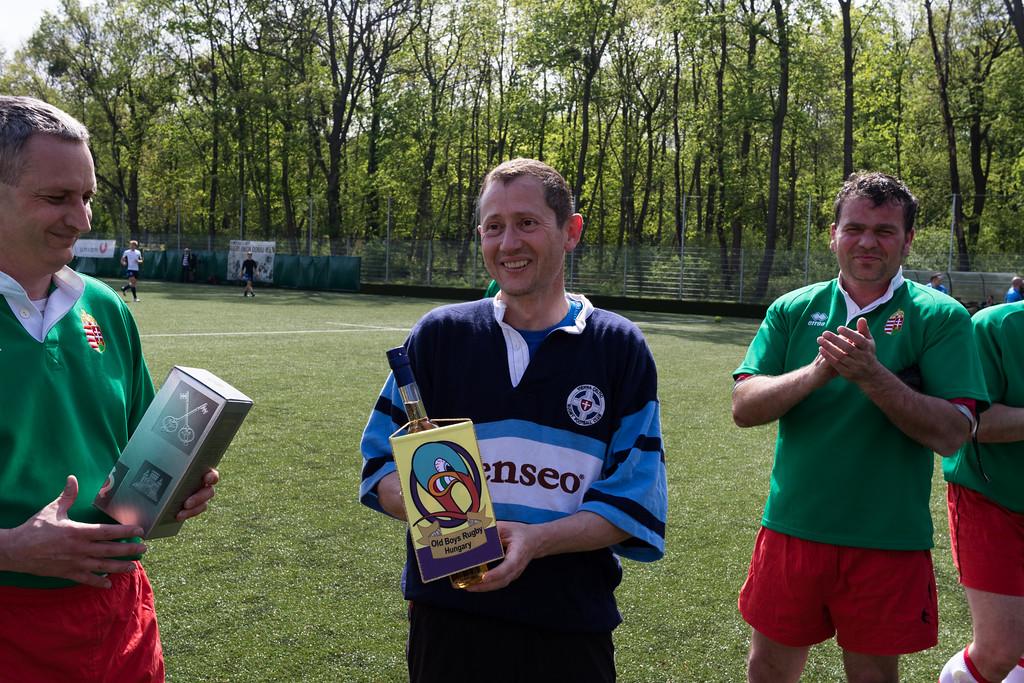 Old Boys Celtic/Stade vs Hungarian Old Boys 2017/04/08