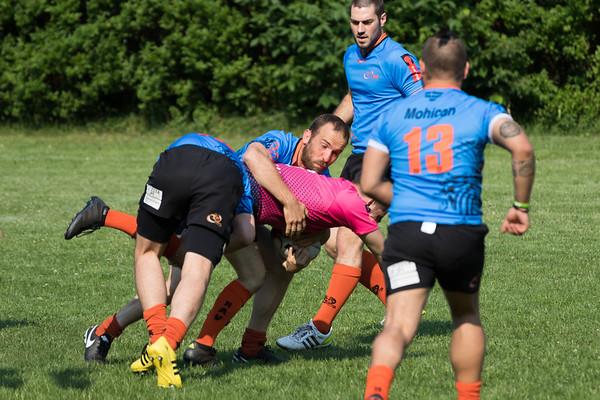 Stade B vs Rugby Alto Vicentino 2017/06/03