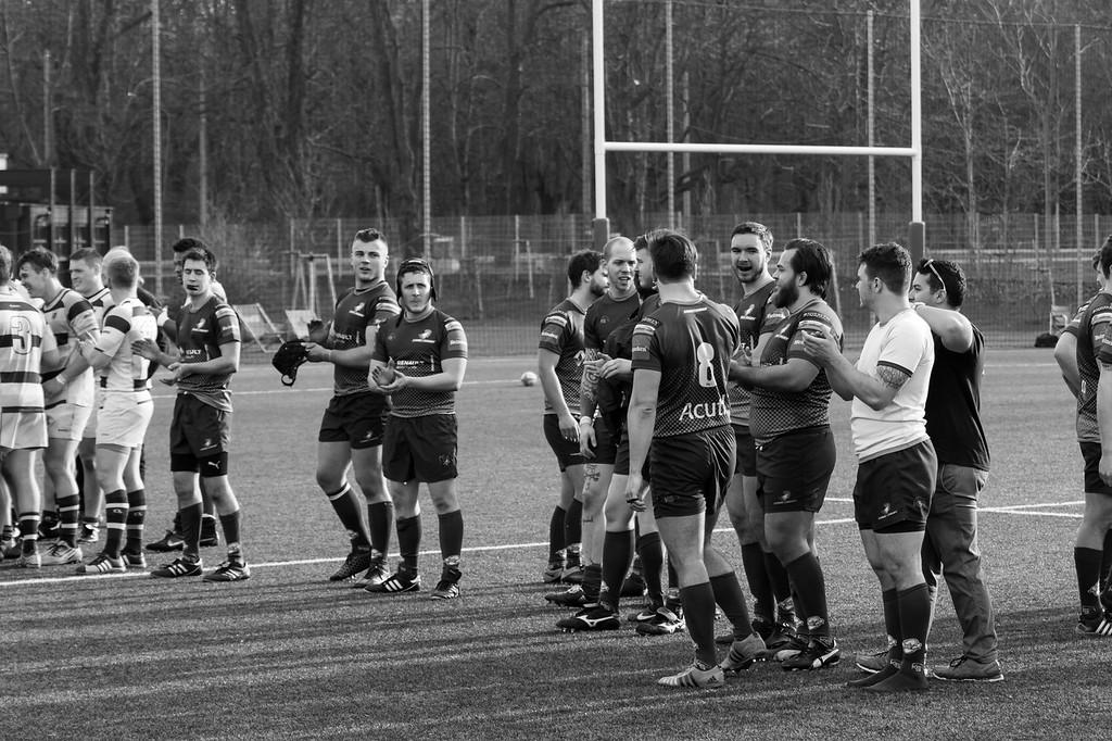 Stade vs Donau 2017/03/25