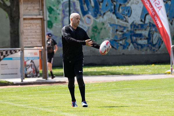 Touch Rugby 2018/04/28