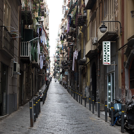 As New as Old Town - Napoli 2017