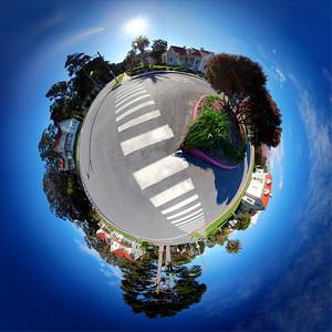 Presidio Panorama planet 1
