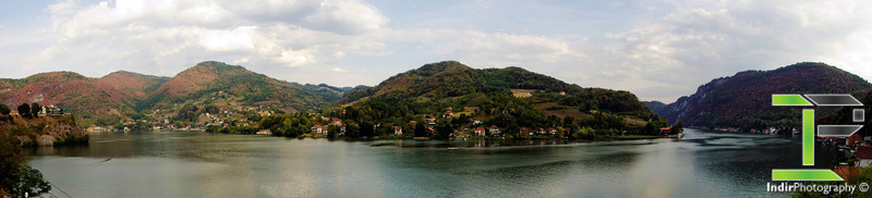 View Over Lake - Divic