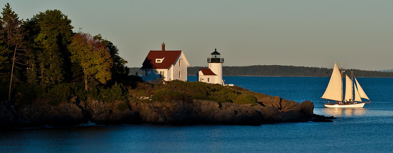 Curtis Island Light, Camden, Maine