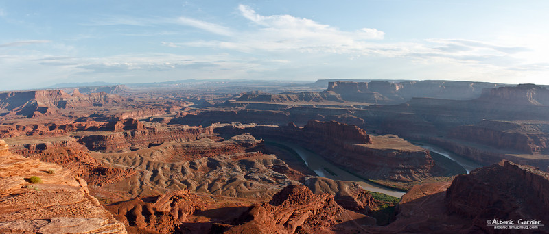 Gooseneck of Colorado River, Dead Horse Point (Dead Horse Point State Park, Utah)