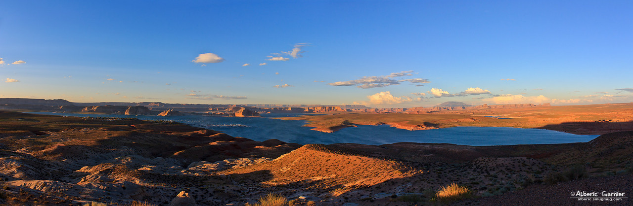 Lake Powell From Scenic View