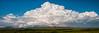 Big Sky, South of Three Rivers, Montana