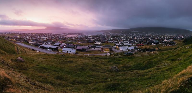 Tórshavn Sunrise