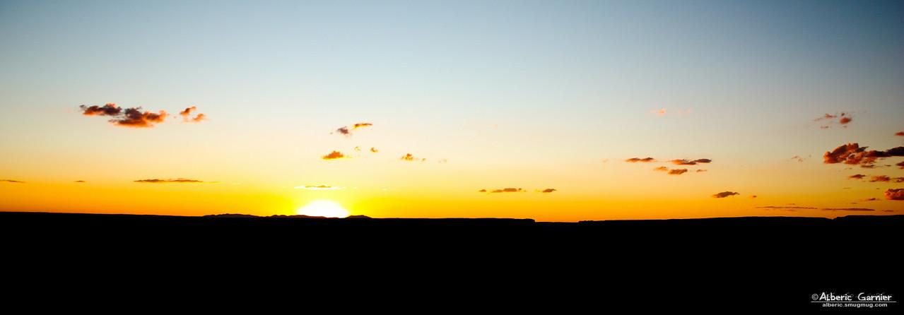 Grand Canyon - Sunset @ Hopi Point
