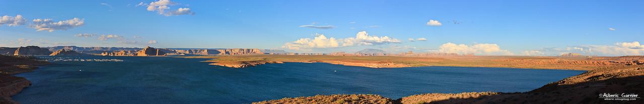 Lake Powell - Panorama