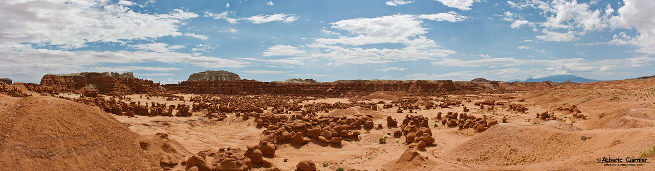 Goblin Valley State Park - Panorama