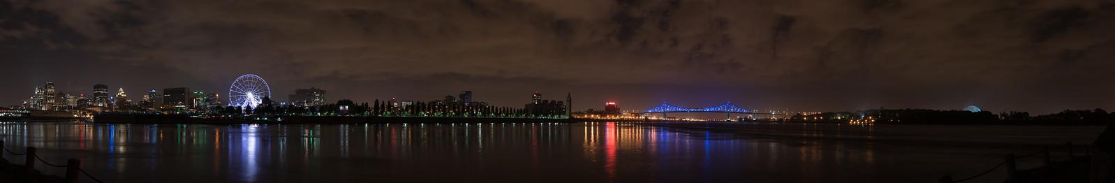 Montréal love lights!