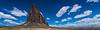 Ship Rock, NW New Mexico