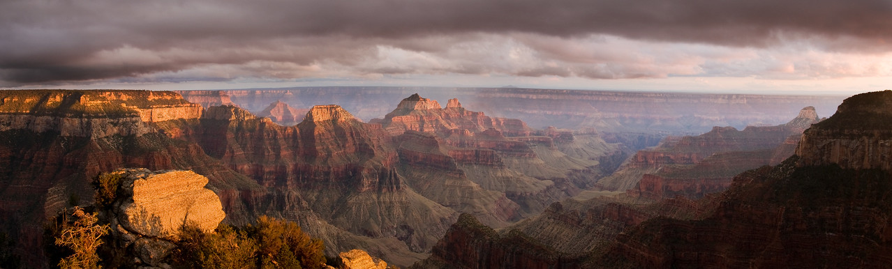 """Past, Present, Future"" - Grand Canyon National Park, AZ"