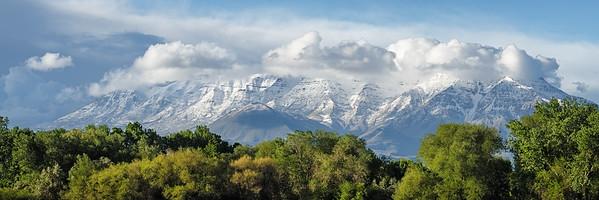 Timpanogos Panorama