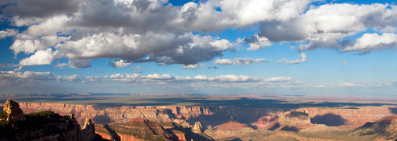 """Over the Canyon"" - Grand Canyon National Park, AZ"