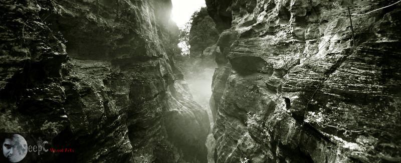 The Valley of Jata Shankar