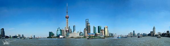Shanghai Harbor, China