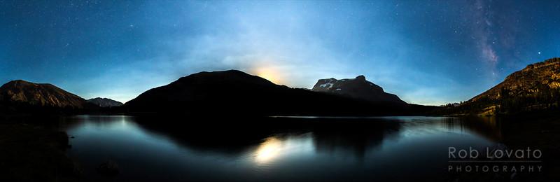 Tioga Lake, California