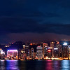 Victoria Harbour Panoramic, Hong Kong, China