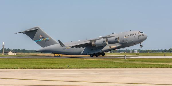 C-17 Globemaster III Takeoff