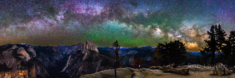 Glacier Point, Yosemite N.P.