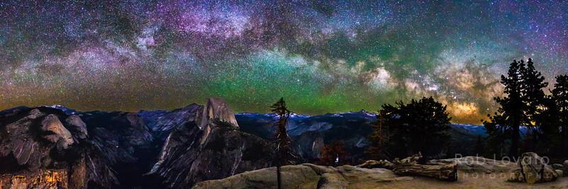 Glacier Point, Yosemite N.P.