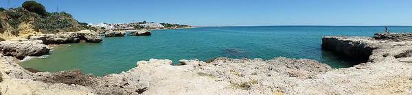 Coastal View, Albufeira, Portugal