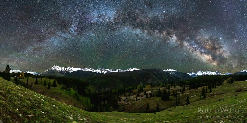 Molas Pass, Colorado
