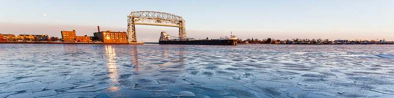 Duluth Lift Bridge, Duluth Minnesota