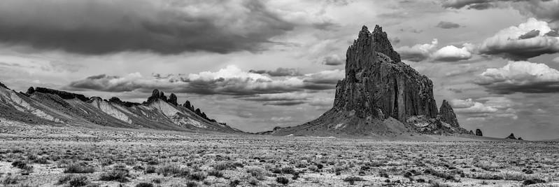Shiprock Panoramic