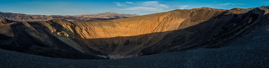 Ubehebe Crater Panoramic