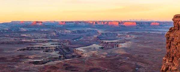 """""""Green River overlook,"""", Canyonlands, Utah"""