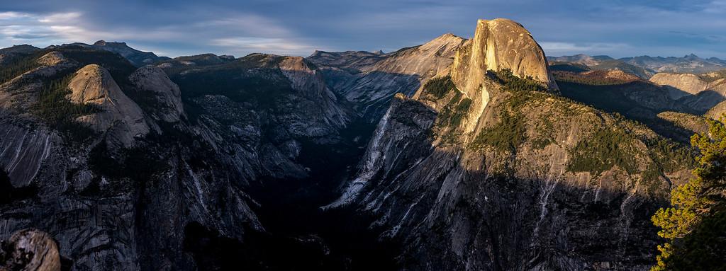 Glacier Point Panoramic