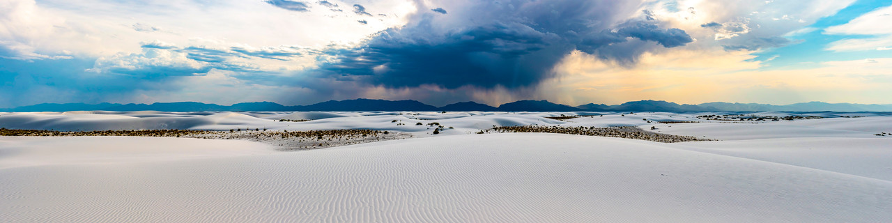 White Sands Panoramic