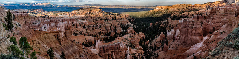 Bryce Canyon Panoramic