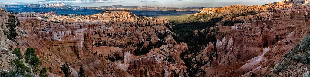 Bryce Canyon Panoramic