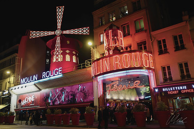 Welcome to the Moulin Rouge