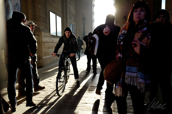 Paris Cyclist