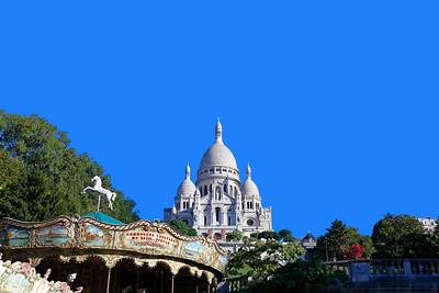 Basilica of the Sacred Heart of Paris (Sacré-Cœur Basilica),Roman Catholic church, Montmartre (1)