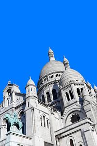 Basilica of the Sacred Heart of Paris (Sacré-Cœur Basilica),Roman Catholic church, Montmartre (5)