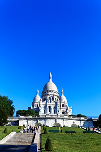 Basilica of the Sacred Heart of Paris (Sacré-Cœur Basilica),Roman Catholic church, Montmartre (2)