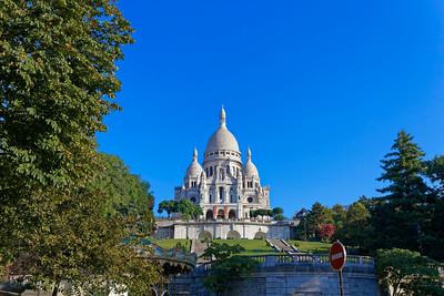 Basilica of the Sacred Heart of Paris (Sacré-Cœur Basilica),Roman Catholic church, Montmartre (10)