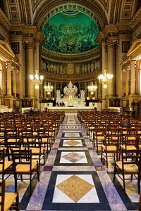 L'église de la Madeleine (Madeleine Church), Paris (1)