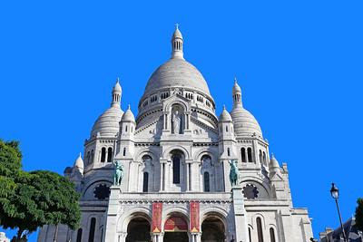 Basilica of the Sacred Heart of Paris (Sacré-Cœur Basilica),Roman Catholic church, Montmartre (4)
