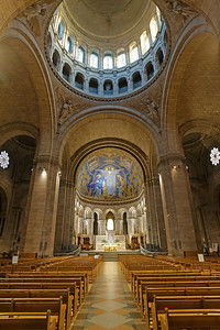 Basilica of the Sacred Heart of Paris (Sacré-Cœur Basilica),Roman Catholic church, Montmartre (8)