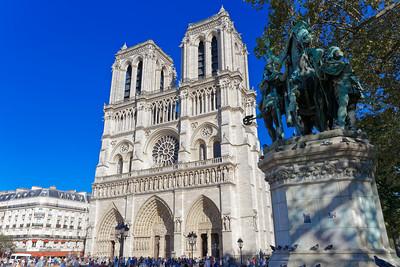 Cathédrale Notre-Dame de Paris (1)