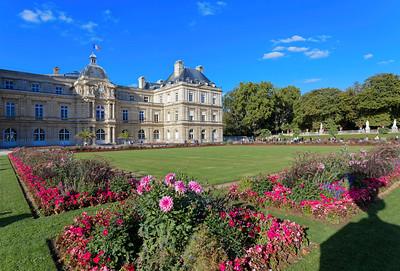 Jardin du Luxembourg, Paris (1)