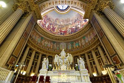 L'église de la Madeleine (Madeleine Church), Paris (3)
